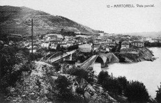 Ponts de Martorell sobre el riu Llobregat